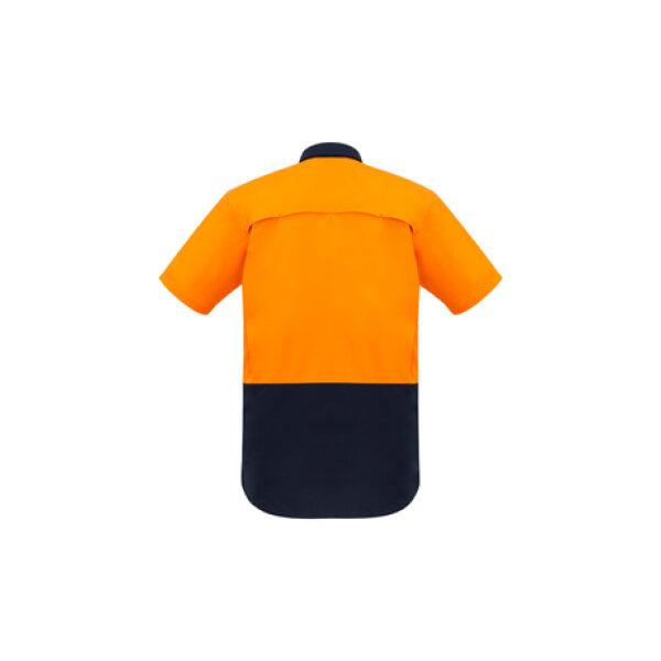ZW815 OrangeNavy B