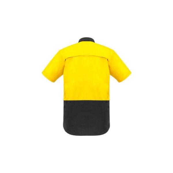 ZW815 YellowCharcoal B