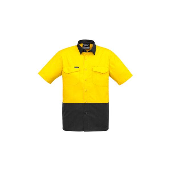 ZW815 YellowCharcoal F