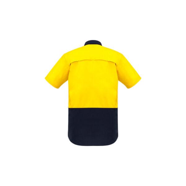 ZW815 YellowNavy B