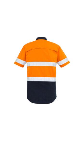 ZW835 OrangeNavy B