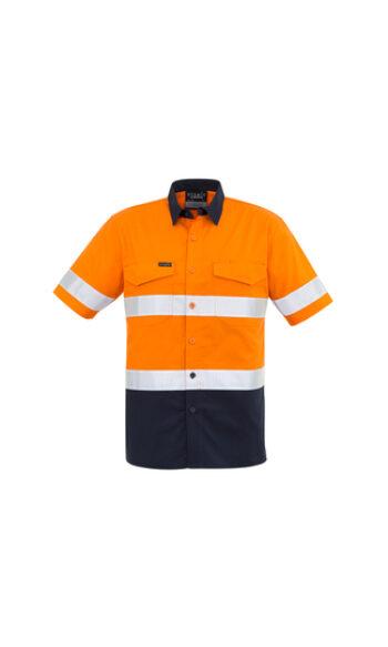ZW835 OrangeNavy F