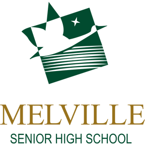 Melville Senior HS Logo