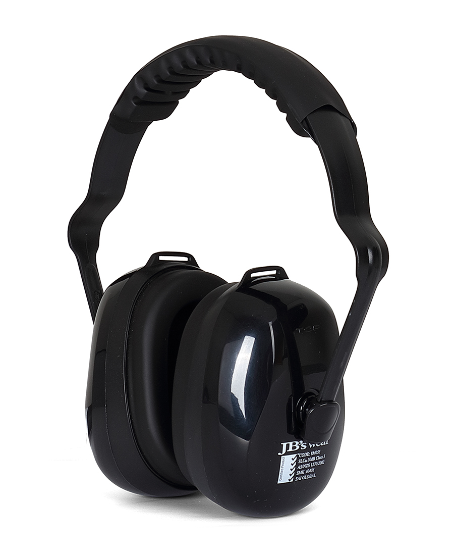 JBs 32dB Supreme Ear Muff With Neck Band