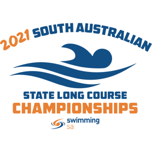 2020 12 Swimming SA Long Course LOGO