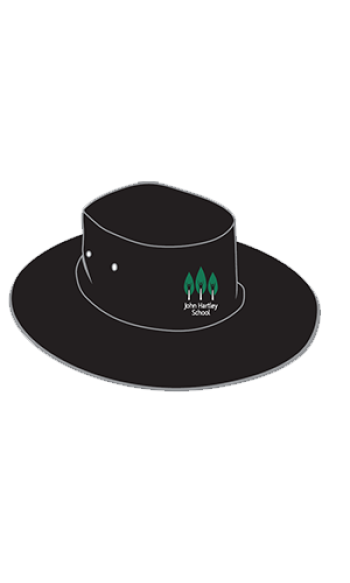 Black Slouch Hat