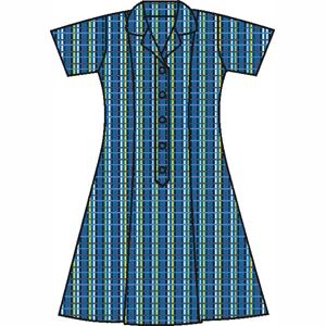 Brompton Primary Custom School Dress