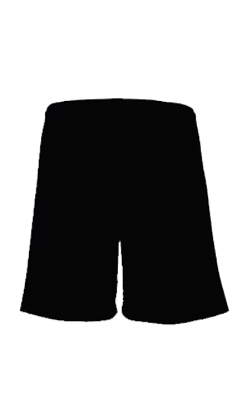 Elastic Waist Formal Shorts