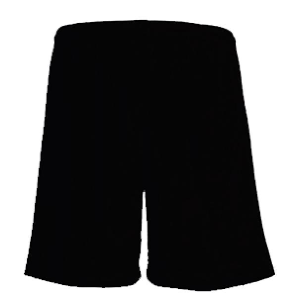 Elastic Waist Formal Shorts