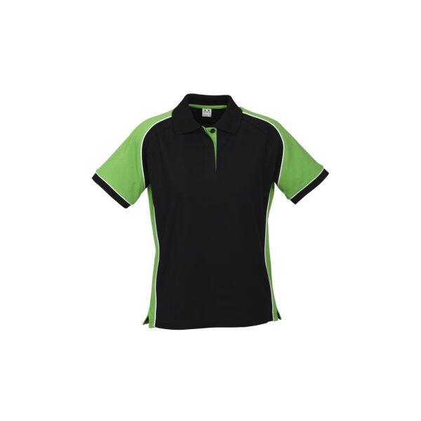 P10122 Black Green