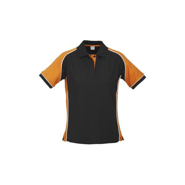 P10122 Black Orange