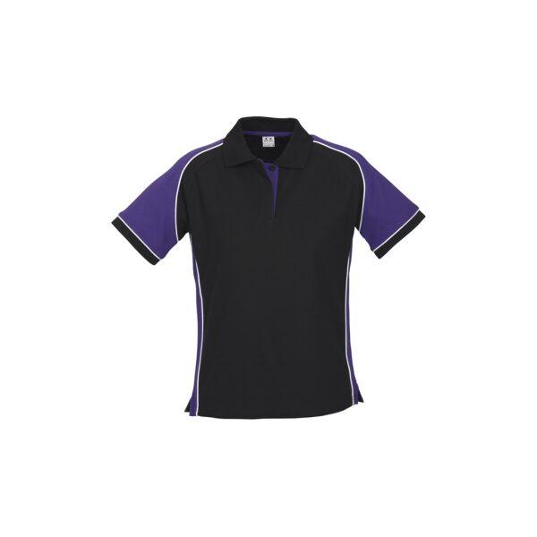 P10122 Black Purple
