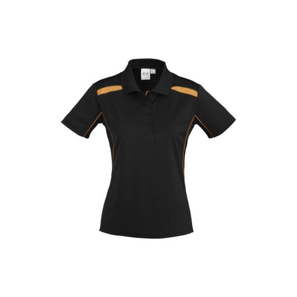P244LS Black Orange