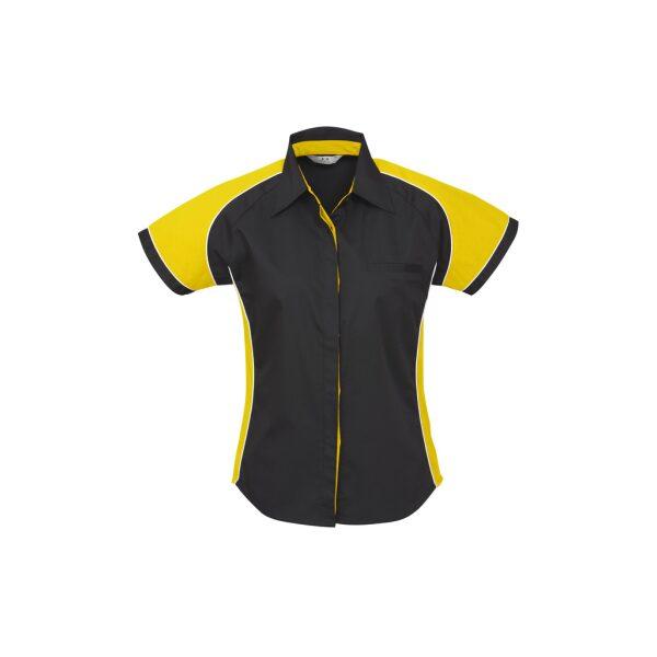 S10122 Black Yellow