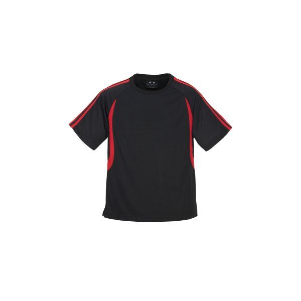 T3110 T3110B Black Red 1