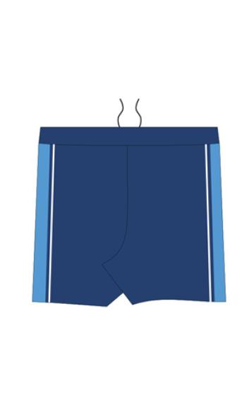 Unley HS Basketball Shorts Ladies