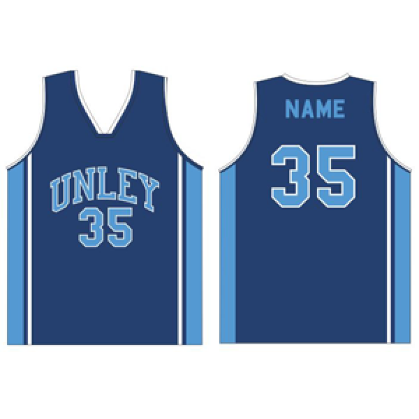 Unley HS Basketball Singlet