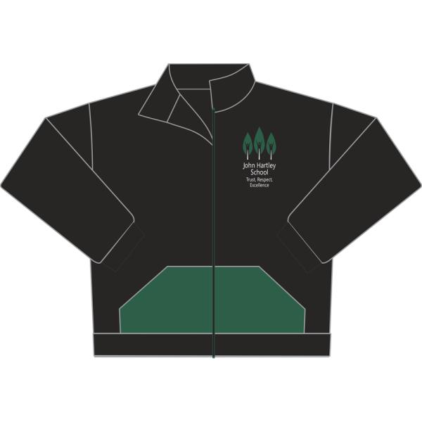 2021 02 John Hatley School STAFF PJ1FK Jacket Fleece Inset FRONT