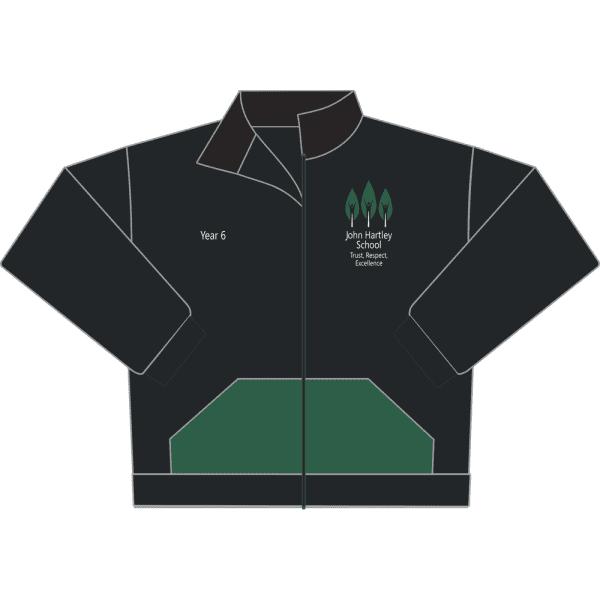 2021 02 John Hatley School YR 6 PJ1FK Jacket Fleece Inset FRONT
