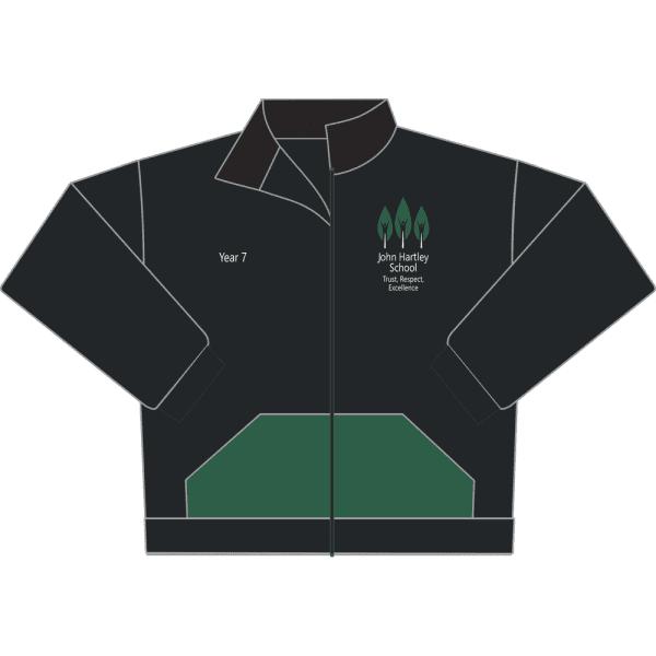 2021 02 John Hatley School YR 7 PJ1FK Jacket Fleece Inset FRONT