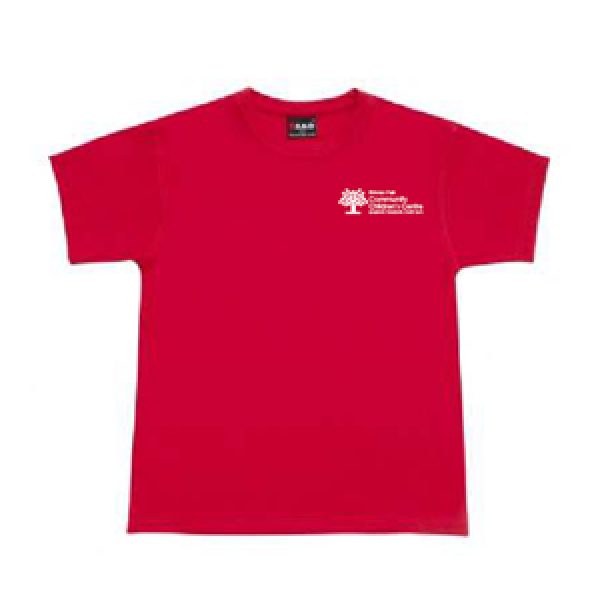 2021 02 KPCC Red Tee Small Logo