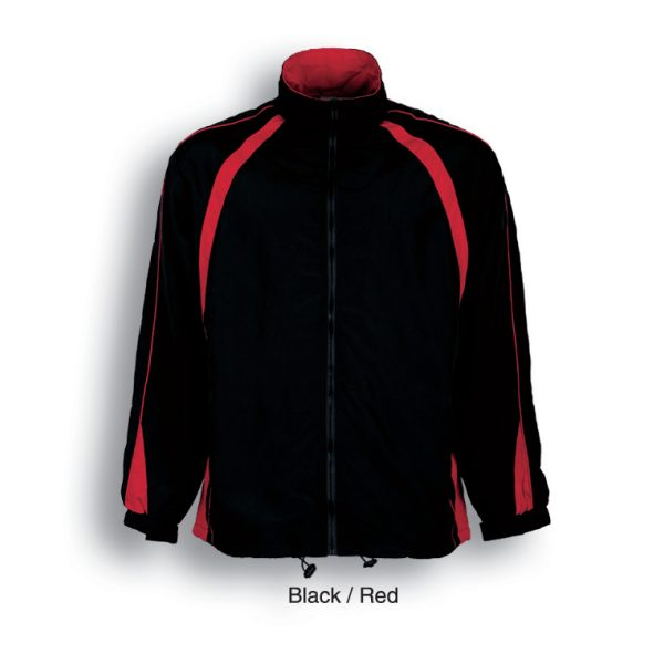 CJ0533 BLK RED