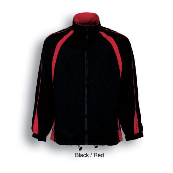 CJ0534 BLK RED