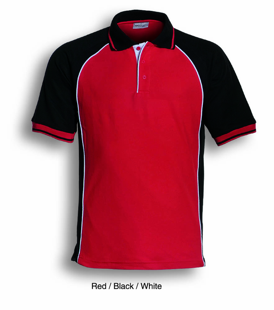CP0435 RED BLK WHT