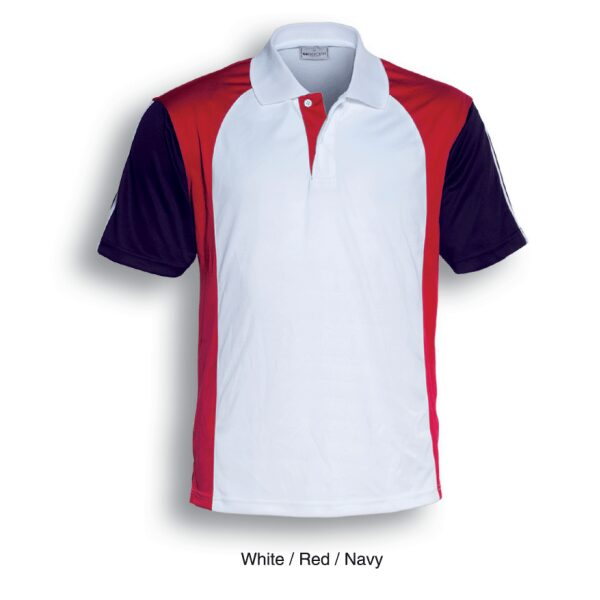 CP0670 WHT RED NVY