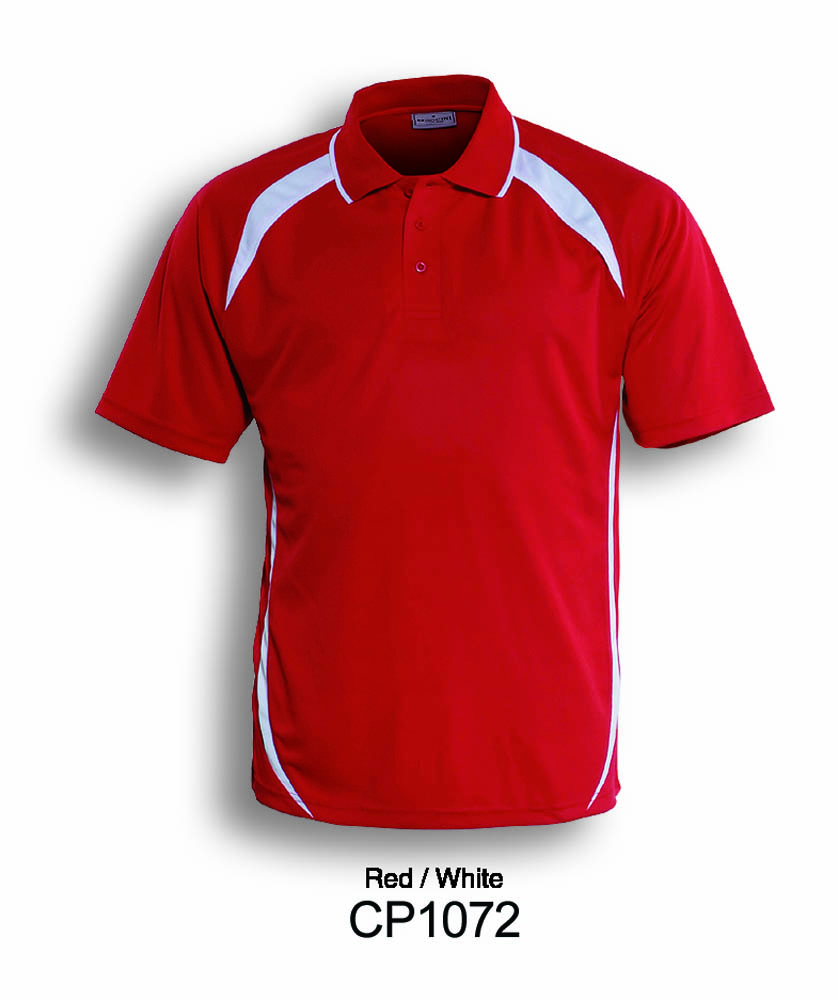 CP1072 RED WHT
