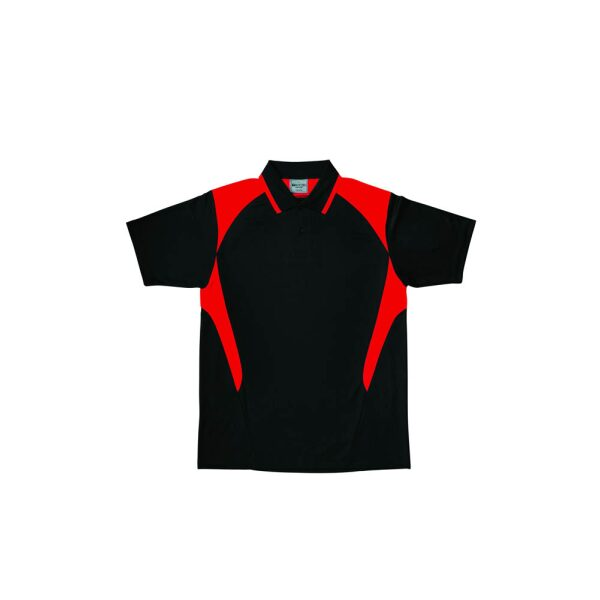 CP1216 BLK RED