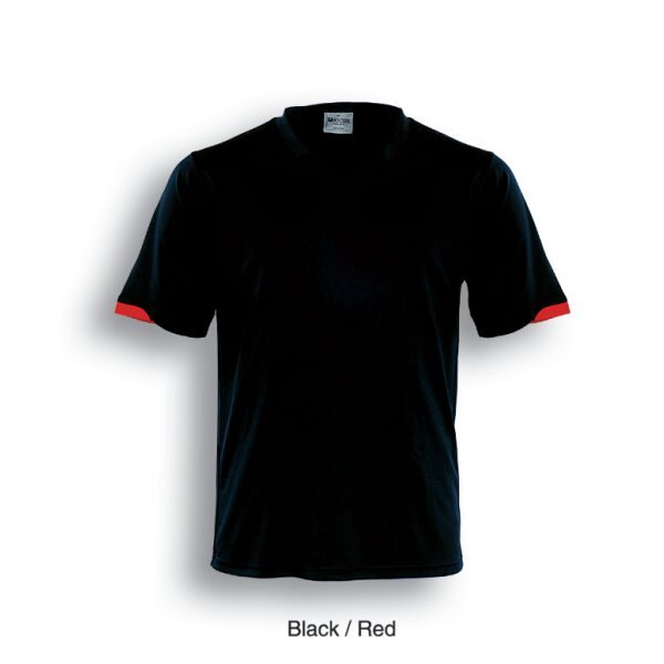 CT0675 BLK RED