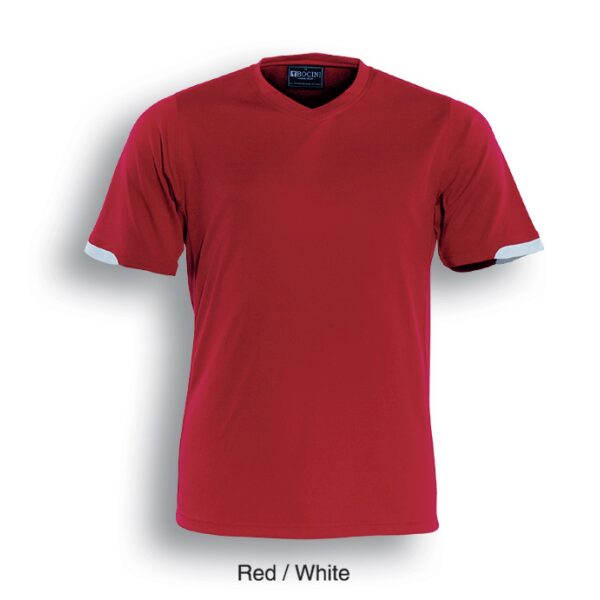 CT0693 RED WHT
