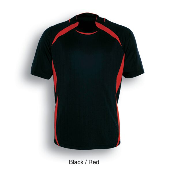 CT0750 BLK RED