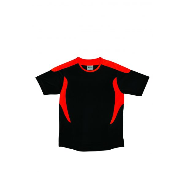 CT1217 BLK RED
