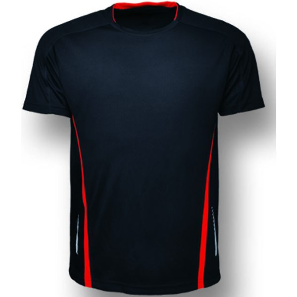 CT1493 BLK RED