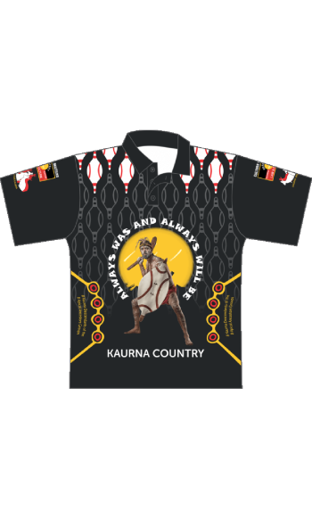 Kaurna Country Polo Design 1 Front