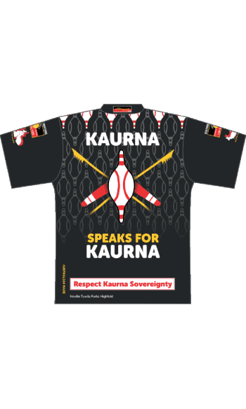 Kaurna Country Polo Design 2 Back