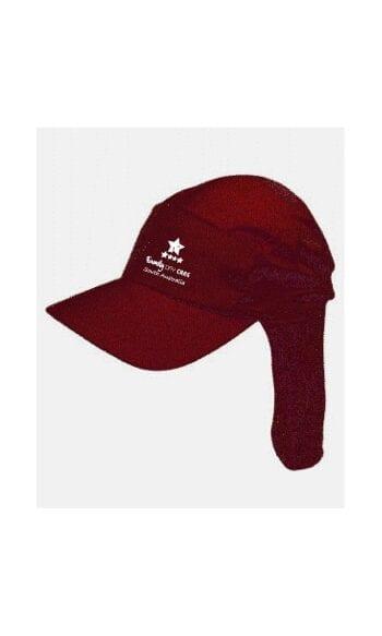 Legionairres Hat Maroon