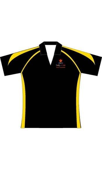 Premier polo Black gold