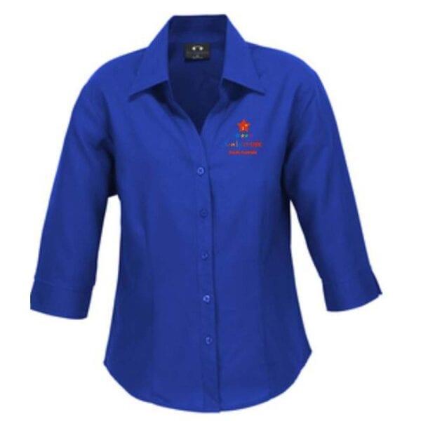 family daycare biz lb3600 electric blue