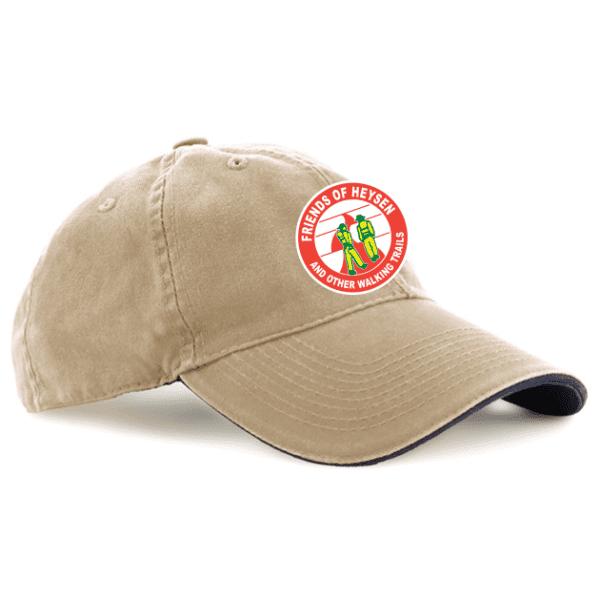 khaki navy cap
