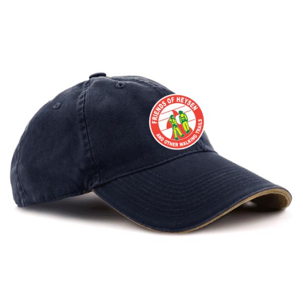 navy khaki cap