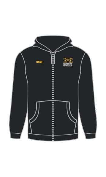 2021 03 Summertown NC Merchandise Zip Hoodie Front