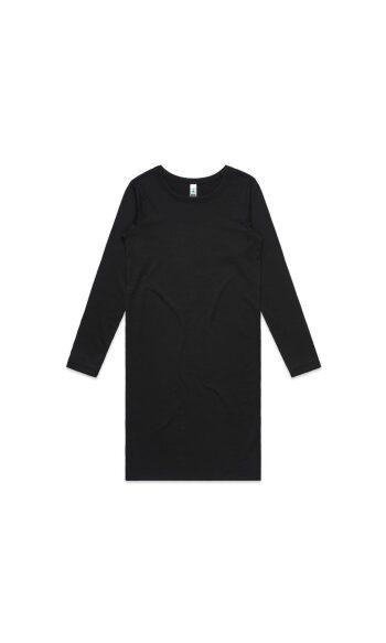 Womens Mika L/S Dress