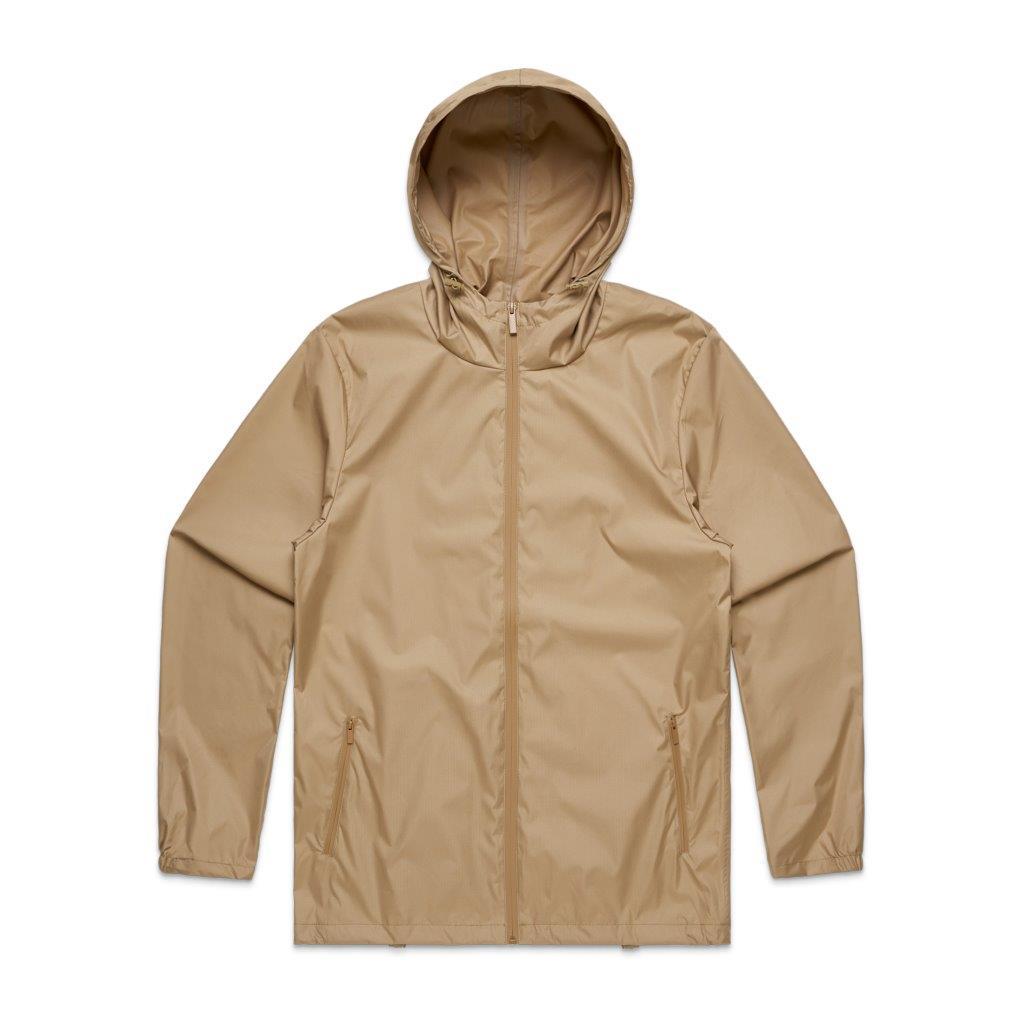 Mens Section Zip Jacket