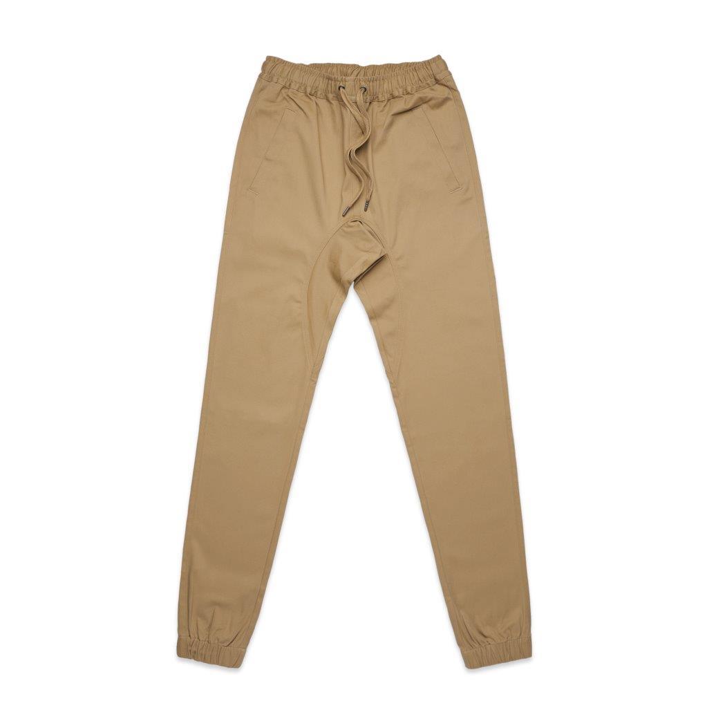 Mens Cuff Pants