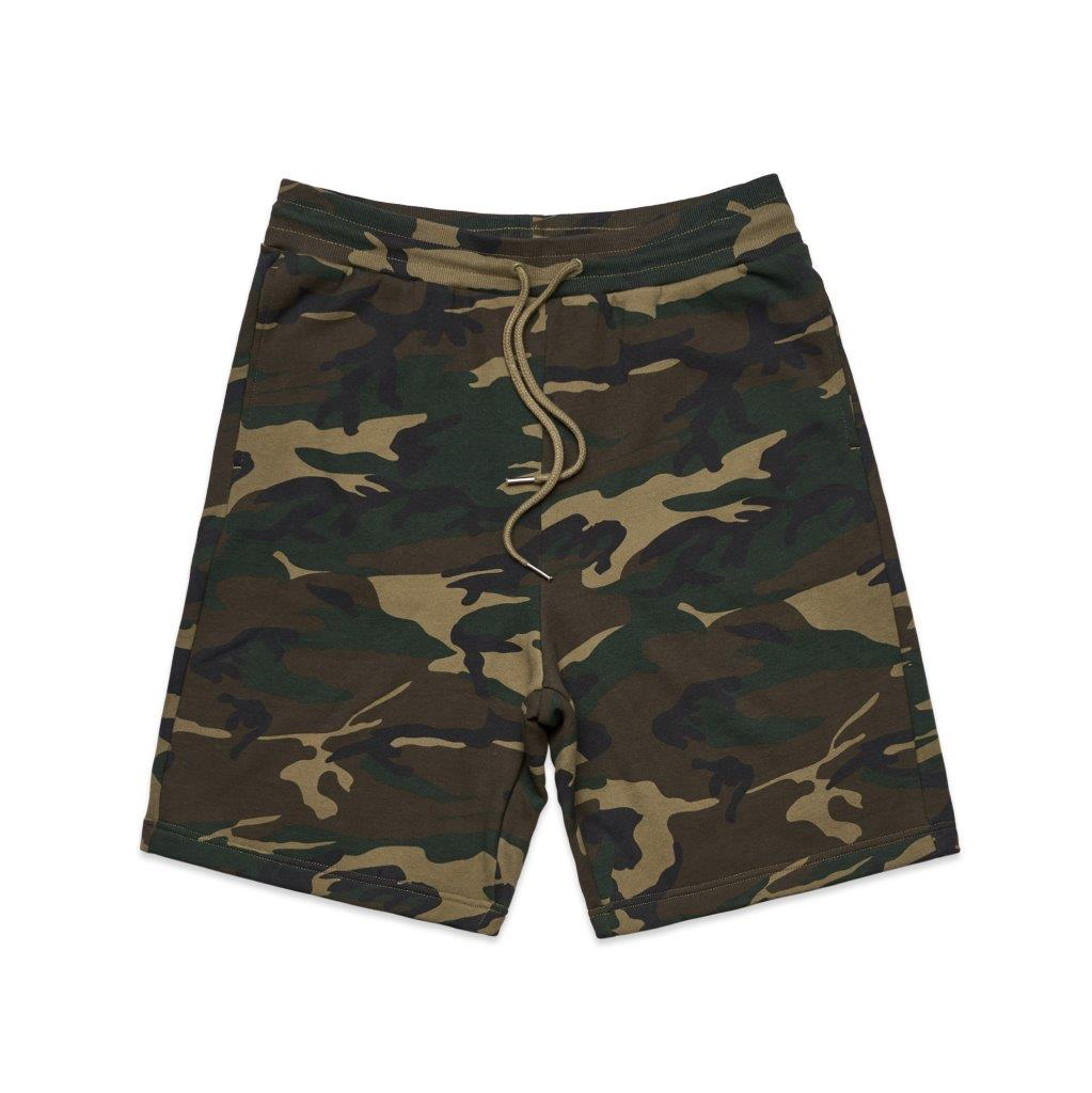 Mens Stadium Camo Shorts