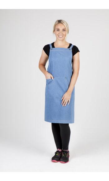 Full Body Cotton/Denim Apron