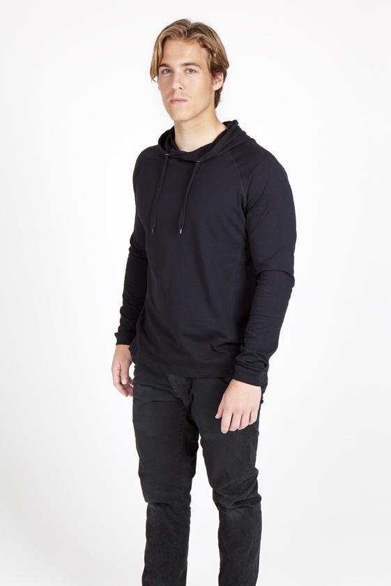 Men's FUSION T-shirt Hoodie